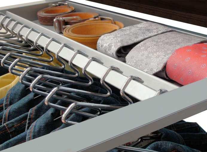 accesorios para armarios TRIALUX2000