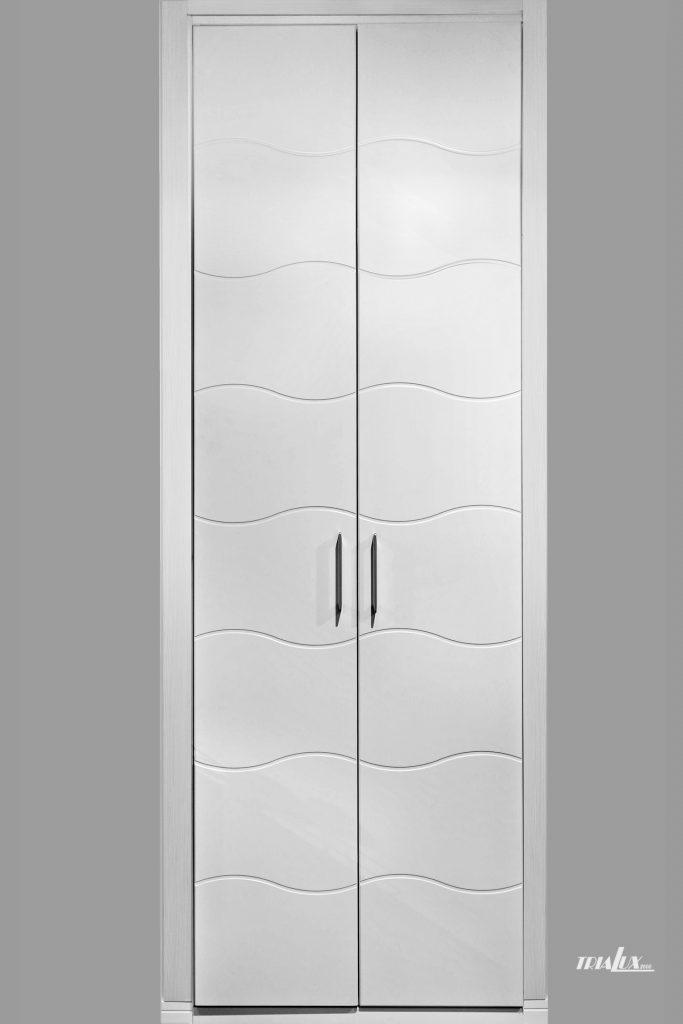 Armario de puertas abatibles Trialux2000