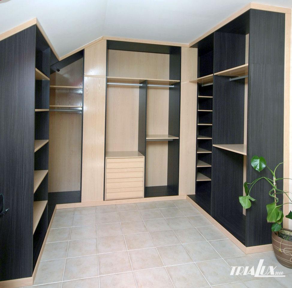 Ordenación en casa, armarios para organizarlo todo